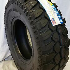 (4 TIRES) LT 33X12.50R15 ROAD WARRIOR MT RADIAL 122/119Q Mud Terrain 33/12.5/15