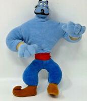 Aladdin Genie Plush Toy Walt Disney Vinyl Face 1992 Applause Vintage 90s 19-758