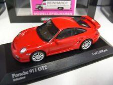1/43 Minichamps Porsche 911 GT2 997 2007 rot 400 066301