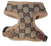 Designer Puppy Dog Harness with LEASH Chihuahua Small Breed Suit XXS XS S SMALL