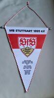 *RAR* Großer Wimpel 34 cm VFB Stuttgart 1893 Fussball Bundesliga Deutscher DFB