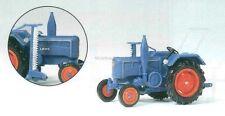 H0 Preiser 17921 Ackerschlepper LANZ. FM.Landwirtschaft