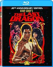 Blu Ray THE LAST DRAGON 30th anniversary. Berry Gordy. Region free. New sealed.