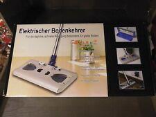 ! ✅❌ elektrischer Teppichkehrer Kehrmaschine Bodenkehrer