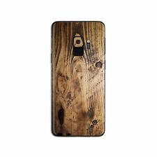 Samsung Galaxy Skin STICKER Note 5 7 8 S6 edge S7 S8 S9 Plus Wood Texture SS025