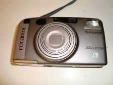 Fuji Fujifilm Fotonex 300 ix APS film point and shoot camera LOMO Retro and case