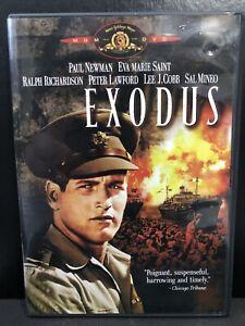 Exodus (DVD, 2002, Widescreen)