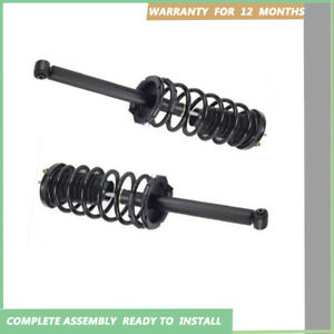 Rear Complete Struts Shock Absorbers Spring Assembly fo Honda Accord 1998-2002