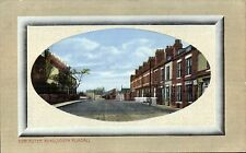 South Elmsall. Doncaster Road in Glenco Series for J.G.Winterburn, South Elmsall
