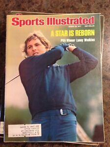 August 22 1977 Lanny Wadkins PGA Championship Golf Sports Illustrated Magazine