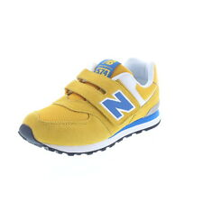 Scarpe gialli marca New Balance per bambini dai 2 ai 16 anni