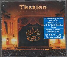 Live Gothic - Therion  ( NEU & OVP )