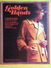 Golden Hands - Part 53, Crochet, Knitting, Dressmaking, Embroidery, Magazine