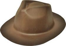 Morris Costumes Gangster Hat Brown Foam. GC89BN