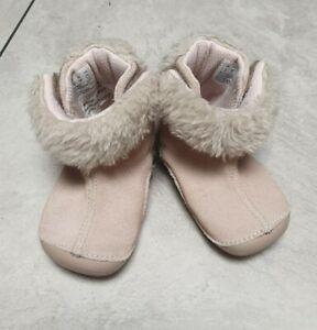 Clarcks Girls Boots Size 4G
