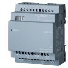 Siemens LOGO!8 DM16 24R Erw.modul 6ED1055-1NB10-0BA2 Ein-/Ausgangs-Module LOGO!8
