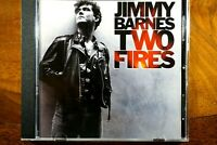 Jimmy Barnes - Two Fires -  CD, VG