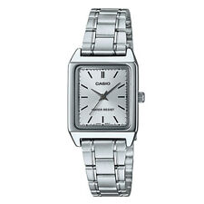 Casio Women's Analog Quartz Stainless Steel Watch LTPV007D-7E