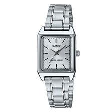 Casio Women's Analog Quartz Stainless Steel Watch LTPV007D-7E