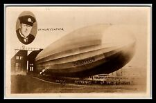 GP GOLDPATH: US POST CARD 1929, NEW YORK, NY. ZEPPELIN _CV433_P10