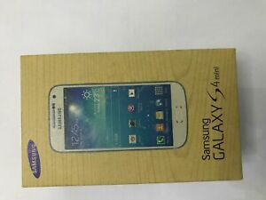 Samsung Galaxy S4 mini GT-I9195 - 8GB - White Frost (Unlocked) Smartphone