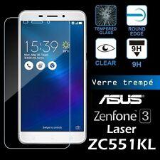 Film de protection en Verre trempé TEMPERED GLASS Asus Zenfone 3 Laser ZC551KL