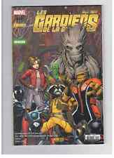LOT ALL-NEW GARDIENS DE LA GALAXIE 1 2 3 STAR LORD MARVEL PANINI COMICS 2016
