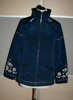 BOGNER BLACK LABEL, Luxus Winter Jacke Web Pelz, Gr. 38, WIE NEU, WINTER