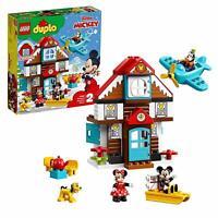 LEGO 10889 Duplo Disney Junior Mickey's Vacation House Toddler Building Playset