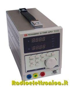 Alimentatore programmabile DC Power Supply MCH mod: K3205D