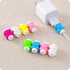 10pcsButterfly Cable Protect Cord Saver for Apple iPod iPhone Pad anti bending