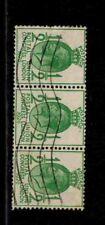 Deriva Wtm Giorgio V 1929 UPU 1/2d SG 434a BELLE usato striscia di 3 CAT £ 150