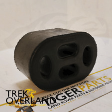 2 x Land Rover Defender Discovery 1 / 2 Rubber Hanger Exhaust Mounts ESR3172