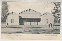 South Africa postcard - Town Hall, Middelburg, Cape (A25)