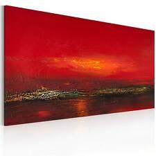 100% Handgemalt – Gemälde / Bilder Leinwand Abstrakt 120x60 0101-32_MK