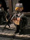 PLAYMOBIL CUSTOM SUBOFICIAL WEHRMACHT CUSTOM (FRANCE-1944) REF-0471 BIS