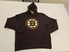 Boston Bruins Men's Majestic Hoodie, (L) Large, Black