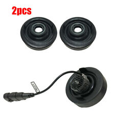 80mm Rubber Headlight Bulb Dust Cover Waterproof Cap For LED HID Xenon Lamp
