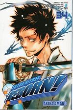 STAR COMICS TUTOR HITMAN REBORN! VOLUME 34