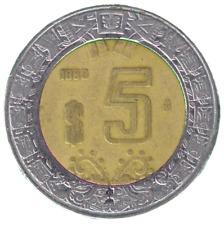 Mexican Coin 5 Pesos