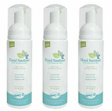 3 PACK:  BAC-D Foaming Hand Sanitizer & Wound Care Stop Viruses - NEW YEAR SALE