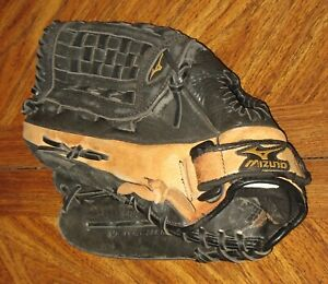 Mizuno Black Pro Model Baseball Glove GSP1401D  Left Hand Thrower