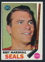 1969-70 Topps Hockey Complete Your Set (see list)  NRMT-Mint