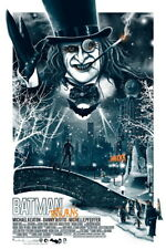 "010 Batman Returns Begins - Classic USA Movie 14""x21"" Poster"