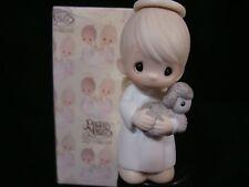 Precious Moments-Mini Nativity Addition-Shepherd Of Love-RARE