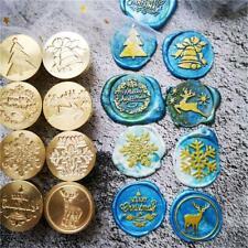500+ Patterns Wax Seal Stamp Retro Wood Stamp Kits Copper Head-Symbol Series