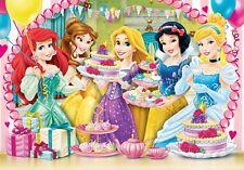 Cialda Cialde Ostia ostie per torta torte festa Le principesse disney9