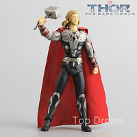 Avengers Age of Ultron Titan Hero Thor Action Figure Model Doll Toy 6.3'' NWB
