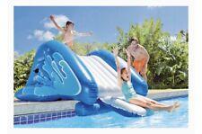 More details for intex kool splash inflatable slide & sprayers 💦☀️ fast & free 🚚💨