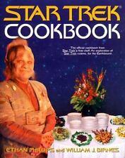 Star Trek Cookbook by William J. Birnes and Ethan Phillips (1999, SC)